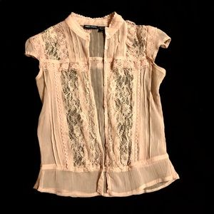 🌸NWOT Wet Seal lace blouse 🌸✨